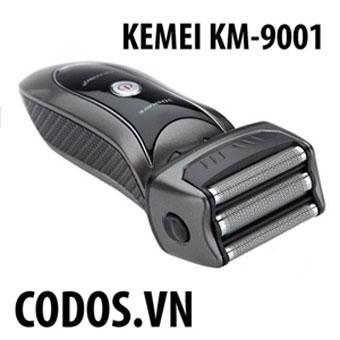 Máy cạo râu Kemei KM-9001, Codos, tông đơ cắt tóc codos, tông đơ, tăng đơ, tông đơ cắt tóc, máy cắt tóc