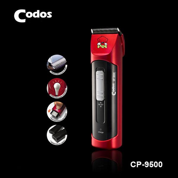 Tông đơ cắt tỉa lông chó mèo CP 9500, Codos, tông đơ cắt tóc codos, tông đơ, tăng đơ, tông đơ cắt tóc, máy cắt tóc
