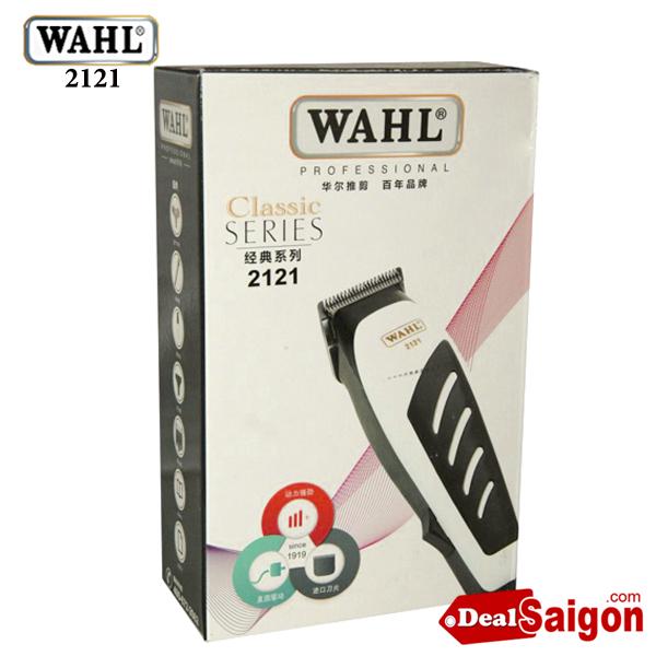 TÔNG ĐƠ DÙNG ĐIỆN WAHL 2121