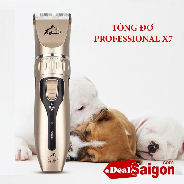 TÔNG ĐƠ CHÓ MÈO KORIA PROFESSIONAL X7, Codos, tông đơ cắt tóc codos, tông đơ, tăng đơ, tông đơ cắt tóc, máy cắt tóc