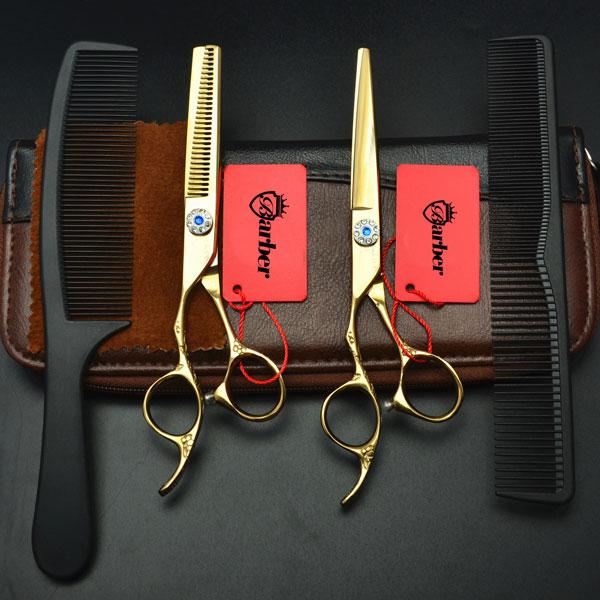 Bộ Kéo Cắt Tóc Tay Trái Barber Dragon BD-02, Codos, tông đơ cắt tóc codos, tông đơ, tăng đơ, tông đơ cắt tóc, máy cắt tóc