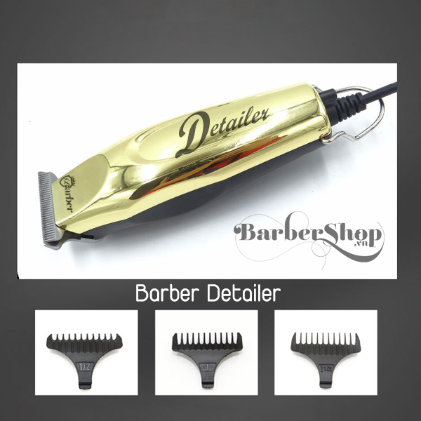Tông đơ chấn viền Barber Detailer có dây