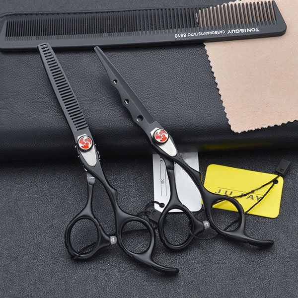 Bộ kéo cắt tóc Barber Jupay BJ-918, Codos, tông đơ cắt tóc codos, tông đơ, tăng đơ, tông đơ cắt tóc, máy cắt tóc