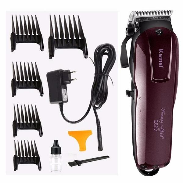 Tông đơ cắt tóc Kemei Magic Clip 2600, Codos, tông đơ cắt tóc codos, tông đơ, tăng đơ, tông đơ cắt tóc, máy cắt tóc