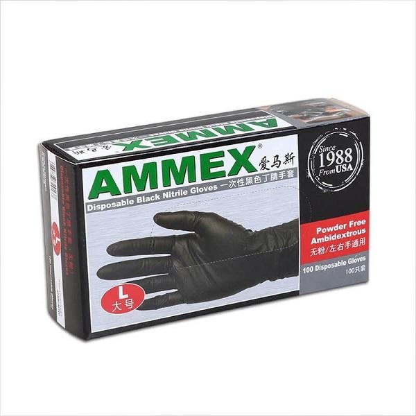 Găng tay thợ tóc cao cấp Ammex