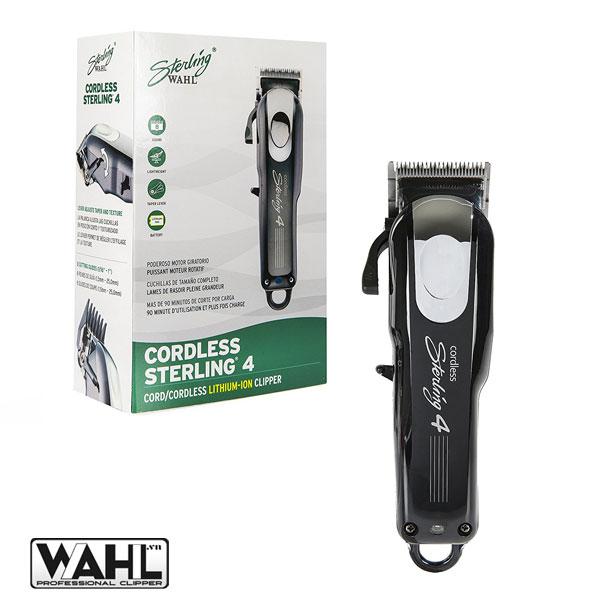 Tông đơ Wahl Sterling 4 Cordless, Codos, tông đơ cắt tóc codos, tông đơ, tăng đơ, tông đơ cắt tóc, máy cắt tóc