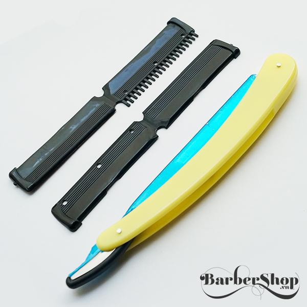Dao cạo mặt Barber thép BB-03