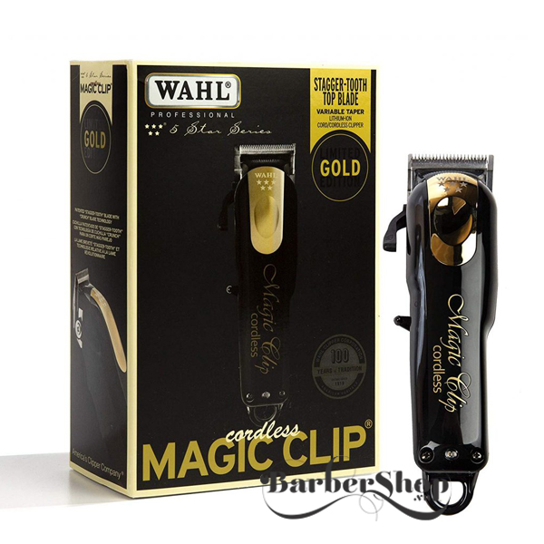 Tông đơ Wahl Magic Clip Gold Limited Edition 2019